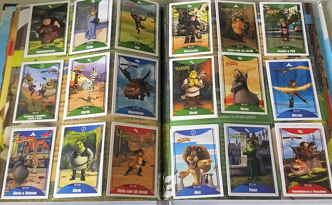Trading Cards Httyd2 Night Fury S Hoard